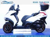 2014 PEUGEOT METROPOLIS 400I RS  £4894.00