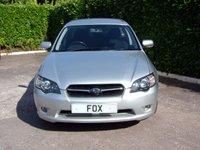 2006 SUBARU LEGACY 2.0 R SPORTS TOURER AWD 5d 165 BHP £3975.00