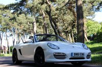 USED 2011 61 PORSCHE BOXSTER 2.9 24V 2d 255 BHP £6240 in options. FPSH