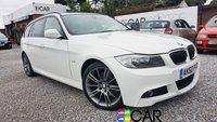 2010 BMW 3 SERIES 2.0 320D SPORT PLUS EDITION TOURING 5d 181 BHP £9495.00