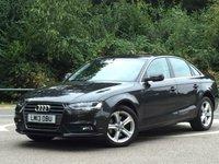2013 AUDI A4 1.8 TFSI SE TECHNIK 4d AUTO 168 BHP £14995.00