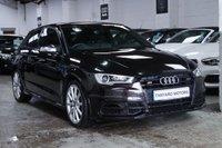 2014 AUDI S3 2.0 QUATTRO 3d AUTO S Tonic 296 BHP £25995.00