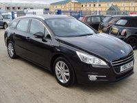 2012 PEUGEOT 508 2.0 HDI SW ACTIVE 5d 140 BHP £7495.00