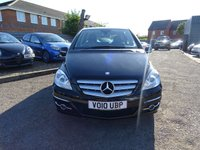 2010 MERCEDES-BENZ B CLASS 1.5 B160 BLUEEFFICIENCY SPORT 5d 95 BHP £6990.00