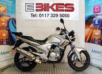 2009 YAMAHA YBR250 07  £1995.00