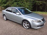 2006 MAZDA 6 2.0 TS D 4d 120 BHP £1450.00