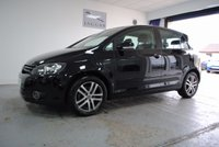2011 VOLKSWAGEN GOLF PLUS 1.6 SE TDI 5d 103 BHP £6295.00