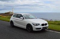 2013 BMW 1 SERIES 2.0 120D SPORT 3d 181 BHP £12950.00