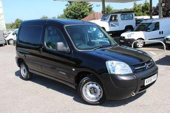 2006 CITROEN BERLINGO 1.9 LX 800 D 1d 68 BHP £2295.00