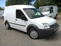 2008 FORD TRANSIT CONNECT T230 90PS LWB H/R FACELIFT £2895.00