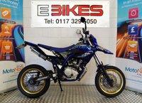 2010 YAMAHA WR125 X  £2395.00