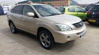 2005 LEXUS RX 3.3 400H SE CVT 5d AUTO 208 BHP £5950.00