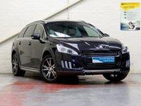 2013 PEUGEOT 508 2.0 RXH HYBRID4 5d AUTO 200 BHP £13287.00