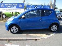 2010 CITROEN C1 1.0 SPLASH 3d 68 BHP £3695.00