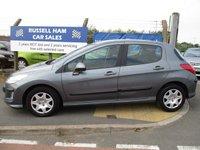 2008 PEUGEOT 308 1.6 S 5d 118 BHP £2995.00