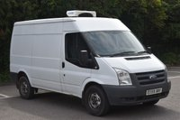 2009 FORD TRANSIT 2.4 T350 RWD 5d 115 BHP MWB M/ ROOF FRIDGE MANUAL VAN £3990.00