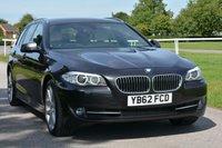 2012 BMW 5 SERIES 2.0 520D SE TOURING 5d 181 BHP £14995.00