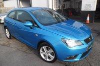 2014 SEAT IBIZA 1.4 TOCA 3d 85 BHP £7500.00