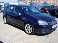 2005 VOLKSWAGEN GOLF 2.0 GTI 5d AUTO 197 BHP £3995.00