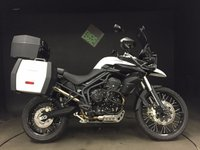 2014 TRIUMPH TIGER 800 XC ABS. 14. 3917. EVERY EXTRA FITTED. 1 OWNER £7250.00