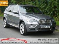 2007 BMW X5 2.5 D SE 7STR 3.0D AUTO 232 BHP £12495.00