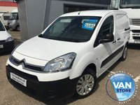 2013 CITROEN BERLINGO 1.6 625 LX L1 HDI 1d 74 BHP SOLD