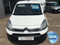 USED 2013 13 CITROEN BERLINGO 1.6 625 LX L1 HDI 1d 74 BHP