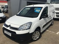 2013 CITROEN BERLINGO 1.6 625 LX L1 HDI 1d 74 BHP £SOLD