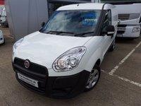 2013 FIAT DOBLO 1.2 16V MULTIJET SWB 1d 90 BHP £4295.00
