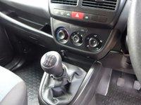 USED 2013 63 FIAT DOBLO 1.2 16V MULTIJET SWB 1d 90 BHP