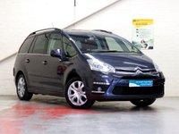 2011 CITROEN C4 GRAND PICASSO 1.6 EXCLUSIVE HDI EGS 5d AUTO 110 BHP £8787.00
