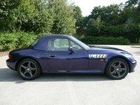 1997 BMW Z3 1.9 Z3 ROADSTER 2d 138 BHP £2995.00