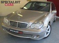 2005 MERCEDES-BENZ C CLASS 2.1 C200 CDI AVANTGARDE SE 4d AUTO 121 BHP £3995.00