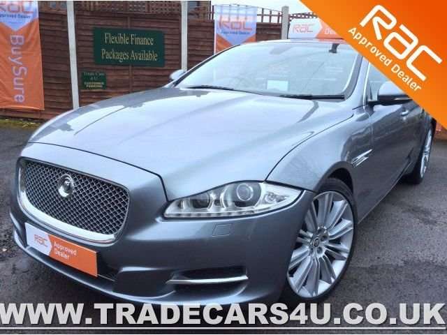 2012 12 JAGUAR XJ 3.0 V6 TURBO DIESEL HIGH SPEC PORTFOLIO
