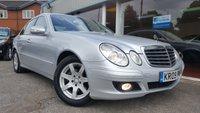 2009 MERCEDES-BENZ E CLASS 2.1 E220 CDI EXECUTIVE SE 4d AUTO 170 BHP £8250.00