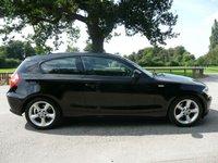 2011 BMW 1 SERIES 2.0 116D SPORT 3d 114 BHP £7995.00