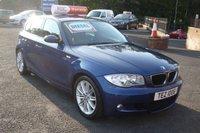 2006 BMW 1 SERIES 2.0 118D M SPORT 5d 121 BHP £5950.00