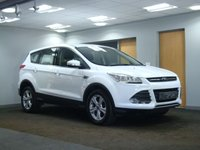 USED 2013 13 FORD KUGA 2.0 ZETEC TDCI 5d 138 BHP +++1 OWNER+++