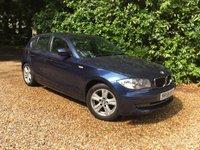 2010 BMW 1 SERIES 2.0 120I SE 5d AUTO 168 BHP £7989.00