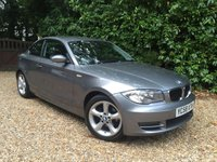 2008 BMW 1 SERIES 2.0 120D SE 2d 175 BHP £7989.00