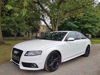 2010 AUDI A4 3.0 S4 QUATTRO 4d 329 BHP £18995.00