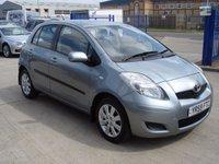 2009 TOYOTA YARIS 1.3 TR VVT-I 5d 99 BHP £3995.00