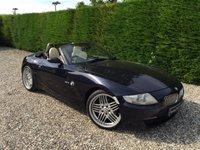 2006 BMW Z4 3.0 Z4 SI SPORT ROADSTER 2d AUTO 262 BHP £9995.00