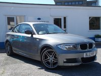 2012 BMW 1 SERIES 2.0 118D SPORT PLUS EDITION 2d 141 BHP £13795.00