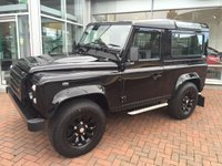 2008 LAND ROVER DEFENDER 90 2.4 90 XS STATION WAGON - [Winter Pack] 3d 122 BHP £22500.00