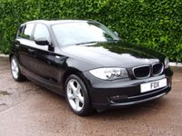 2010 BMW 1 SERIES 2.0 116I SPORT 5d 121 BHP £7975.00