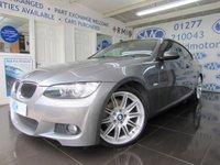 2009 BMW 3 SERIES 2.0 320D M SPORT 2d 175 BHP £10895.00