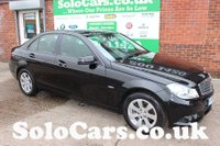 2011 MERCEDES-BENZ C CLASS 2.1 C200 CDI BLUEEFFICIENCY SE EDITION 125 4d AUTO 136 BHP £9499.00