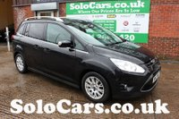 2012 FORD GRAND C-MAX 1.6 GRAND TITANIUM TDCI 5d 114 BHP £8999.00