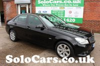 2012 MERCEDES-BENZ C CLASS 2.1 C220 CDI BLUEEFFICIENCY SE 4d 168 BHP £11299.00
